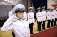Подробнее: Вступили в кадетское братство